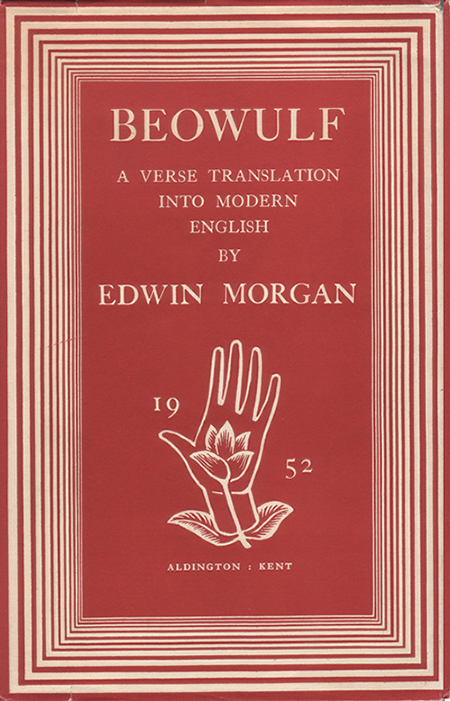Beowulf translated by Edwin Morgan