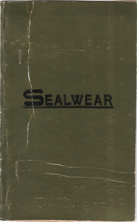 Sealware by Edwin Morgan