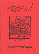 Demon by Edwin Morgan