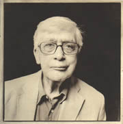Edwin Morgan by Norman McBeath