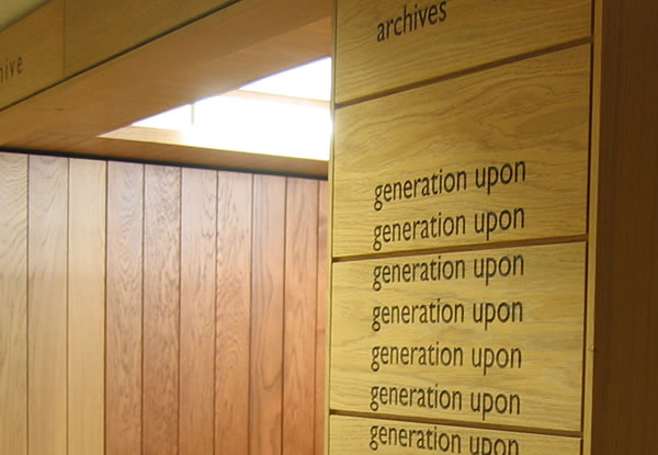The Edwin Morgan Archive at the Scottish Poetry Library
